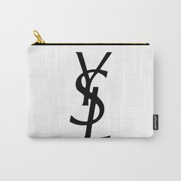 YSL Carry-All Pouch