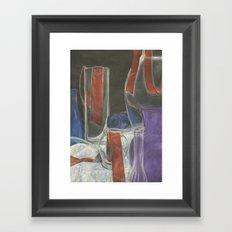Vases Framed Art Print