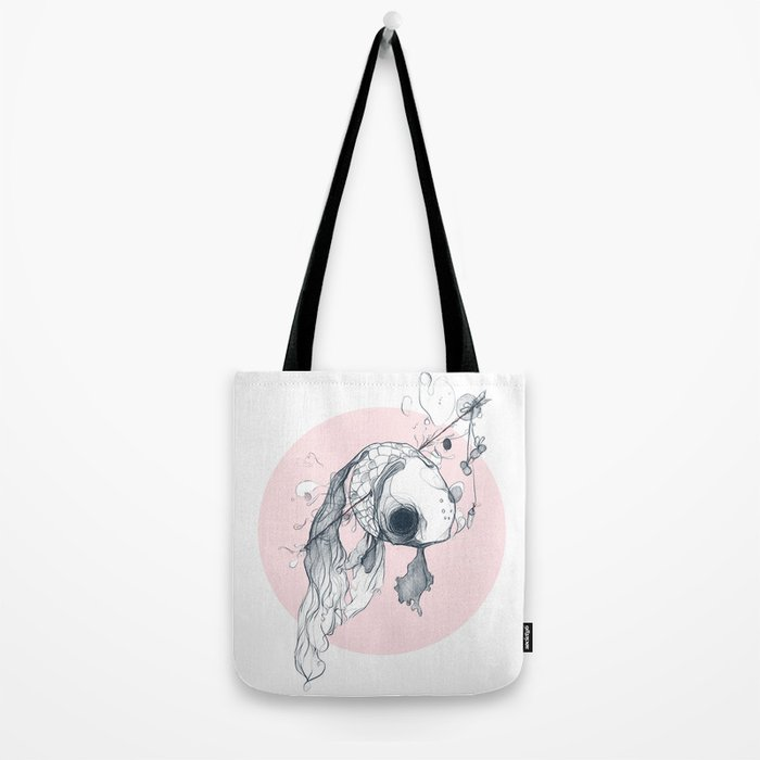 We Lived and Breathed A Little Past Midnight Tote Bag