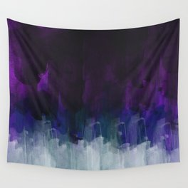 Abstract watercolor texture I Wall Tapestry
