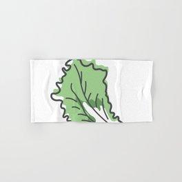 Lettuce Hand & Bath Towel