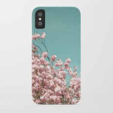 A Moment in Time Slim Case iPhone X