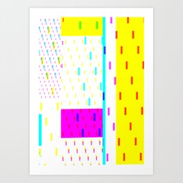 Error 022 Art Print