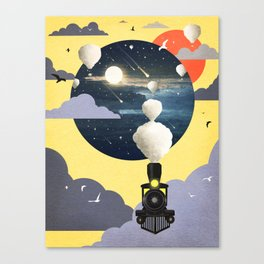 Journey ver.2 Canvas Print