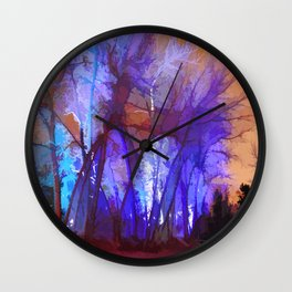 Fairy Tales Do Come True Wall Clock