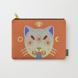 Mystic Cat Carry-All Pouch