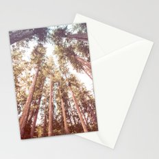 Forest Sky - Tall Trees Stationery Cards