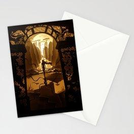 Pandora - the soul gates Stationery Cards
