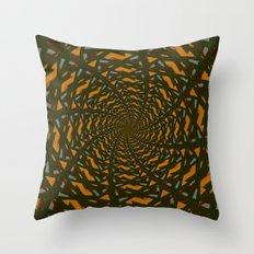 Nectar Nebula Throw Pillow