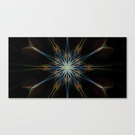 Infinite Star Canvas Print