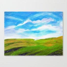 Palouse Canvas Print