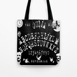 Edgar Allan Poe Ouija Board Art Tote Bag