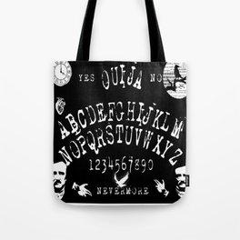 Edgar Allan Poe Ouija Board Art Tote Bag