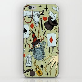 Antique Magic Starter Pack Color iPhone Skin