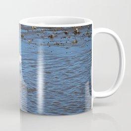 Sneaky Snowy Coffee Mug