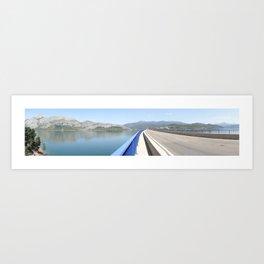 cruzar Art Print