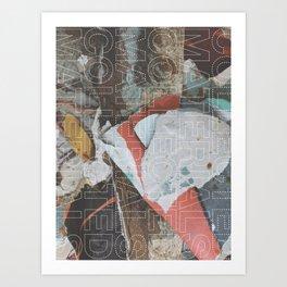 MATERIALS Art Print