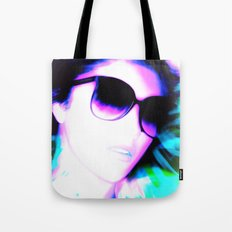 THE WOMAN OF COLOR Tote Bag