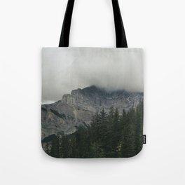Road to Banff Tote Bag