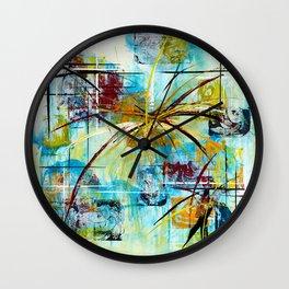 A Big Kaboom Wall Clock