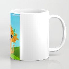 Nip, Nap, and Kit Coffee Mug
