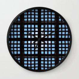 Windows Ceiling Mockup Wall Clock