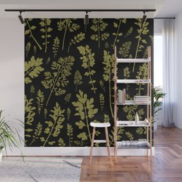 parsley forest Wall Mural