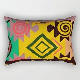 Summer fun festival Rectangular Pillow