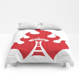 Seattle Riot   Flame Comforters