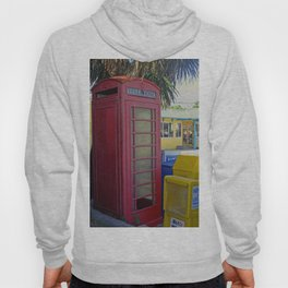 Antique Telephone Booth Hoody