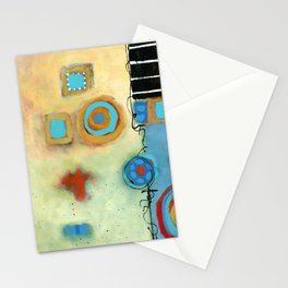 """""""Breaking Free 2"""" Stationery Cards"""