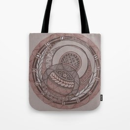 Going Deeper Tote Bag