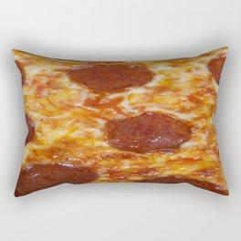 Pepperoni Pizza Rectangular Pillow