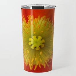 Poppy Love... Travel Mug