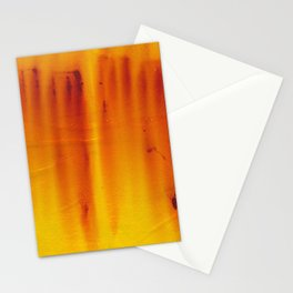 Abstract X (Monoprint)  Stationery Cards