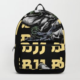 BJJ Zombie Armbar Backpack