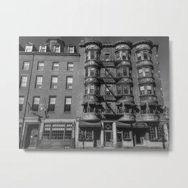 North Square (2) Metal Print