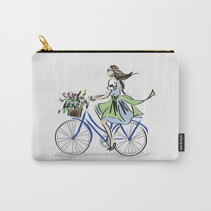 SUMMER IN THE CITY! Carry-All Pouch