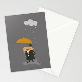 Happy Rainy Day Stationery Cards