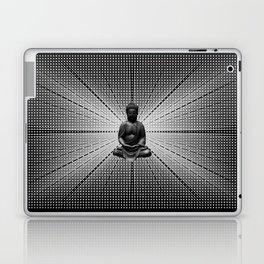 Spacial Energy Buddah Mesh Laptop & iPad Skin