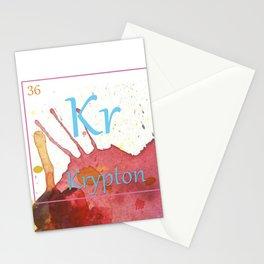 Elementals: Krypton Stationery Cards