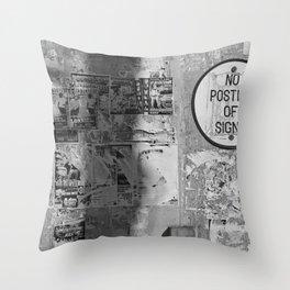 Bridgetown Wall Throw Pillow