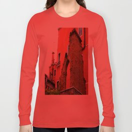 Venice Architecture Long Sleeve T-shirt