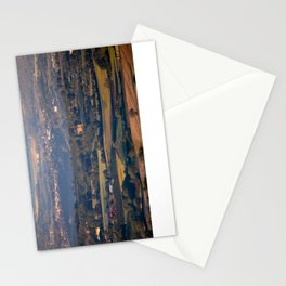 Italian countryside view Stationery Cards