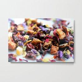 Tea Lover Metal Print