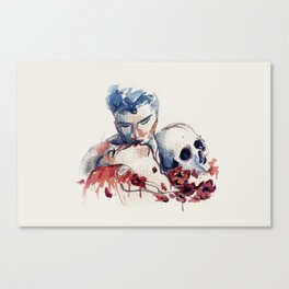The Abduction of Persephone Canvas Print