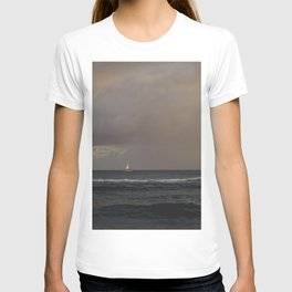 Lawa'i Sunset on Kaua'i T-shirt