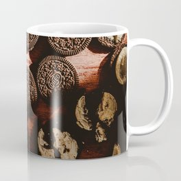 Delicious Oreo cookies in the sunlight Coffee Mug