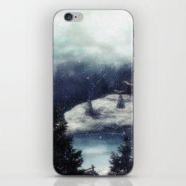 Winter Day iPhone Skin
