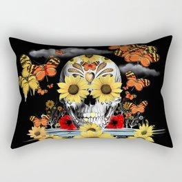 Dreaming of daisies Rectangular Pillow